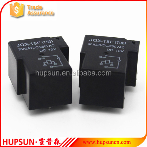 JQX-15F T90 relay 0.93W 5PIN 6PIN 40A power relay