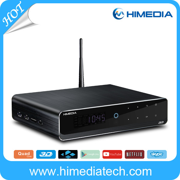 2016 Hottest OTT TV Box 4k XBMC Kodi 16.0 Hisilicon Quad Core Google <strong>Android</strong> 5.1 Smart TV Box, <strong>Android</strong> TV Box