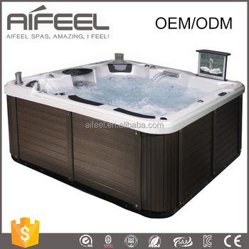 hydrotherapy function acrylic spa sex hot tub massage spa AF-2230 with CE Approved