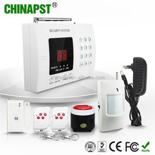 Best burglar alarm for home security using with competitive price PST-TEL99E