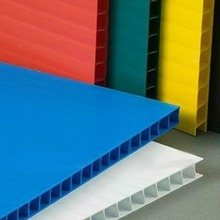 4mm 1220*2440mm PP plastic corrugated sheet/board