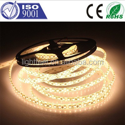 DC12V Flexible LED Strip Light Adhesive LED Tape SMD3528 600leds IP67 Waterproof String Light Used in Commercial Projector Home