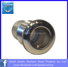 through hull outlet/marine hardware(stainless steel 304/316)