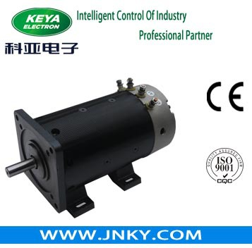 48V dc motors for electric cars
