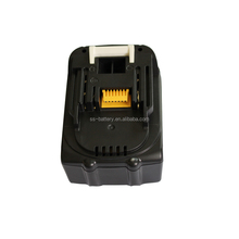 14.4V 4000mAh Li-Ion BL1440 Replacement Power Tools Battery Pack Compatible Makit a Rechargeable Cordless Drill BL1415 BL1440