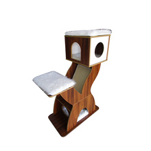 Alibaba hot selling wholesale modern cat tree scratching post