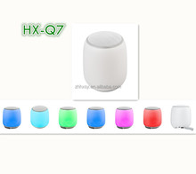 HX-Q7 inteligente impermeable Bluetooth música lámpara, RGB de cambio de color altavoz inalámbrico juego atmosphone lámpara