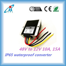 Customization available 48V to 12V 10A 15A DC DC converter