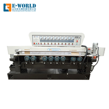Manual small glass edge beveling machine