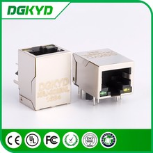 China Supplier single port 10p8c cat7 rj45 connector
