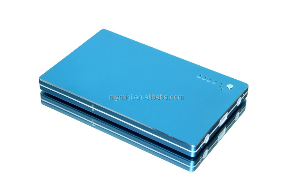 complete set smart power bank 20000mah for notebook and ipad