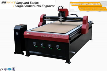 Suda VG1325 high speed high accuracy CNC ROUTER Engraver Wood CNC Machine