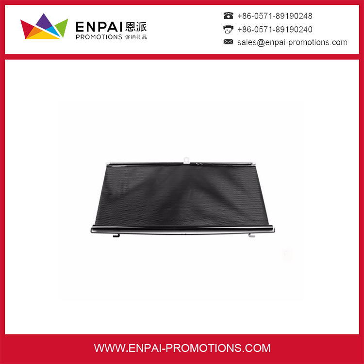 Wholesale roll up car sun shade material
