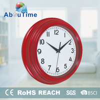 fashion cheap wholesale clock face wall clock