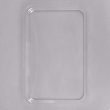 New Design Manufacturer 5-PACK Replacement Acrylic Tray Bakery Rack Display Stand Cases For Sales