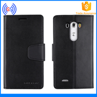 Hot Selling Sublimation Phone Case Original Mobile Phone Protector Flip Leather Case for LG