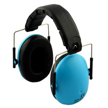 Taiwan Anti Noise Blue Kid Child Safety Baby Ear Protection muff With Price CE EN352-1 EP-182 Baby Earmuffs