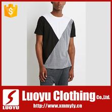 New style wholesale cheap summer round neck plain white t shirts for men