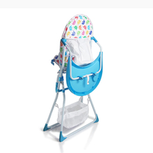 simple design baby highchair plastic high chair