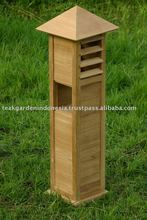 Garden Lamp, Teak Garden Furniture from Indonesia