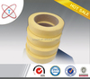 Heat-resistant adhesive yellow masking tapes