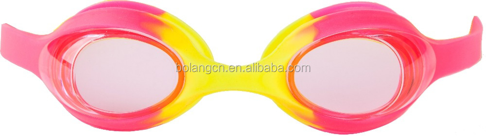 17 Year Factory Direct Sale Silicone Eyecup funny girl swim goggle