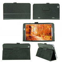 litchi wallet Leather Case pouch with stand for LG G Pad 8.3