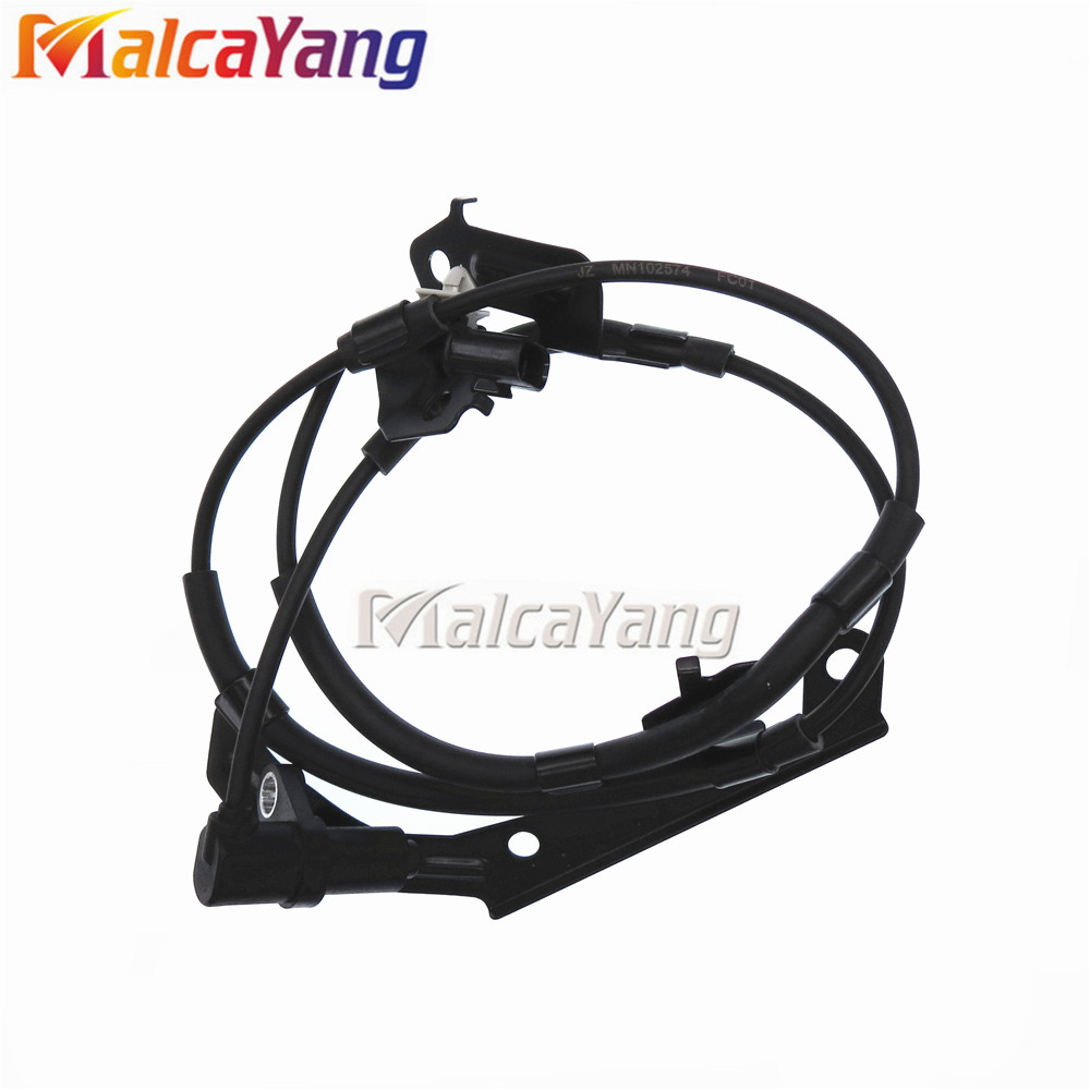 Best Quality Auto <strong>Parts</strong> Front Right ABS Sensor MN102574 for Mitsubishi Triton <strong>L200</strong> Pajero Montero Sport Challenger Nativa
