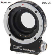 Aputure DEC LensRegain Follow Focus Aperture Wireless MFT Lens Adapter for GH4 BMPCC