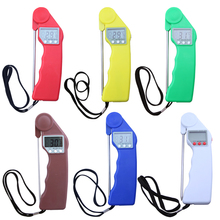Digital handheld cooking meat thermometer folding food thermometer