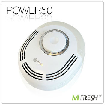 Mfresh POWER50B Anion Air Purifier+30 mins Auto Ozone Generator