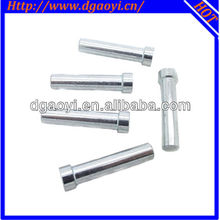 Galvanized steel gun pin for picture frame (92101)