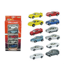 promotional ABS 1:64 scale cheap small plastic toys with CE
