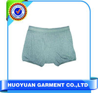 Huoyuan sexy new fashion import china underwear factory underwear cuecas boxer collection