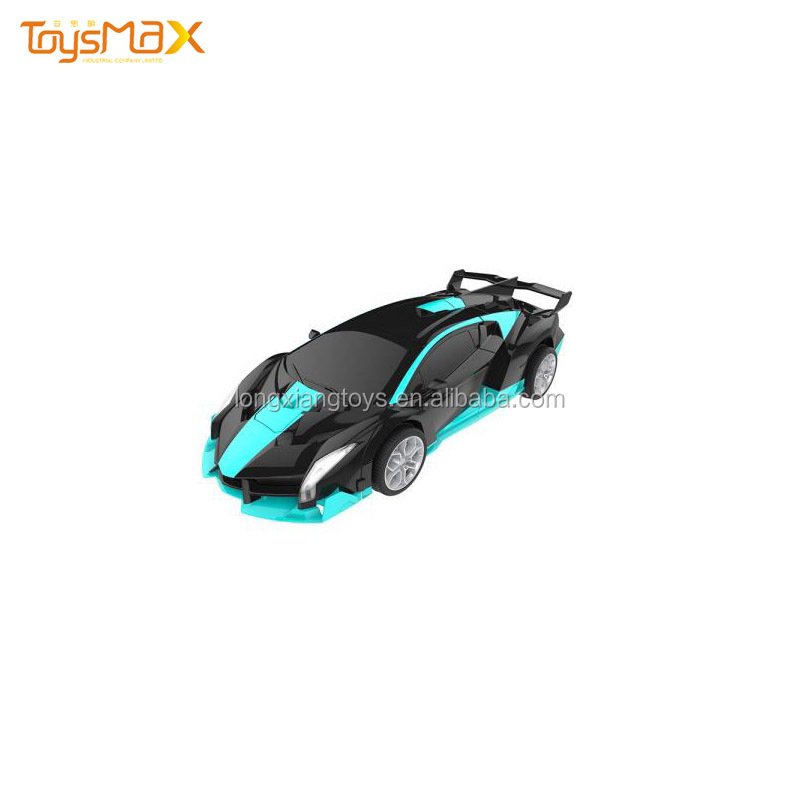 RC Robot Universal Deformation Transform Model Car Remote Control Toys