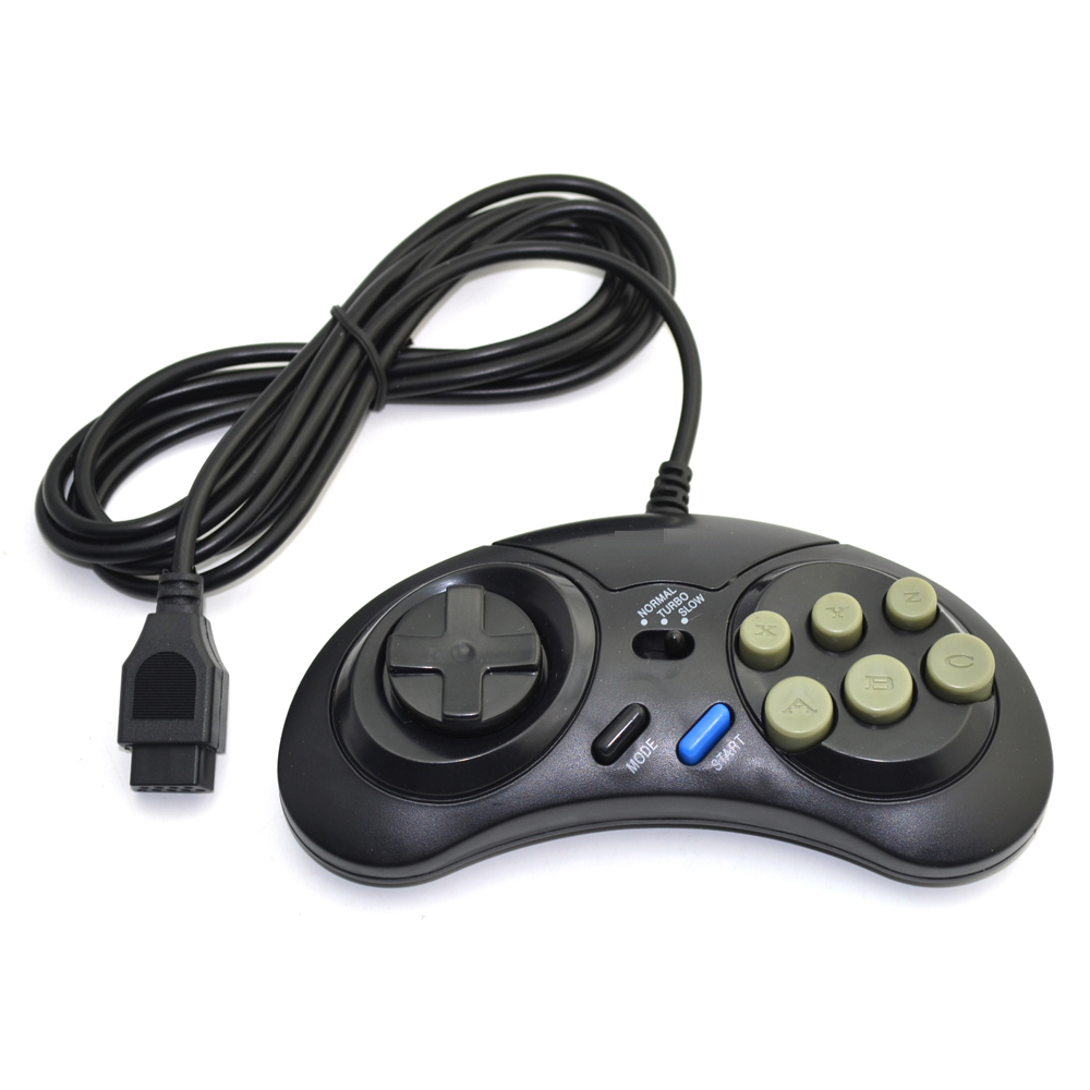 For Sega Megadrive <strong>controller</strong> with Turbo function