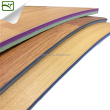 Hot sale pvc laminated wooden sports flooring for basketball court