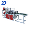 plastic bag on roll making machine with Running Belt FQCT-1000