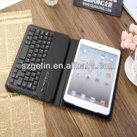 2014 for ipad mini bluetooth keyboard case for mini ipad