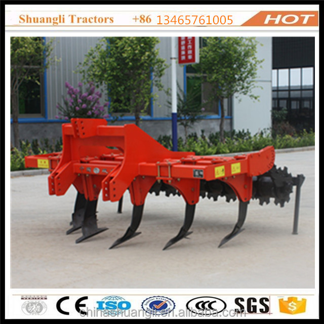 China Shuangli chisel plough/diesel subsoiler