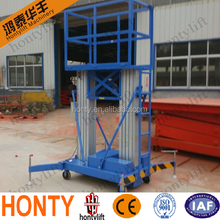 used electric hydraulic motorcycle lift / aluminum vertical motorcycle lifts