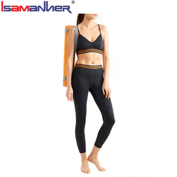 High quality yoga wear sportswear manufacturers