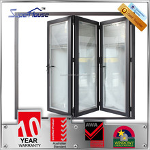 double glazed doors and windows Made in China new products as2047 door glass inserts blinds