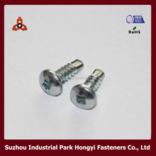 Square Drive Self Drilling M8 Screw Dimensions In Stock From Screw Manufacturer