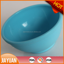 unbreakable microwave safe silicone bowls & silicone baby feeding bowls