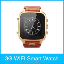 China wholesale android 4.4 smart watch phone New Design 3g Sim Card Cheap Price Of Smart Watch Phone