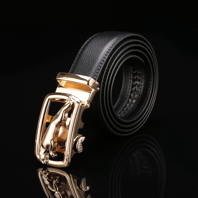 Wholesale prices trendy style custom fashion casual automatic man belt
