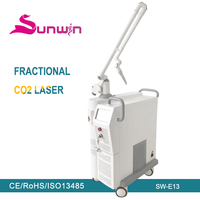 medical Vertical vaginal rejuvenation fractional co2 laser/co2 laser fractional vaginal tightening device