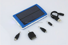 New 8000mah Solar charger for cellphone, Tablet and mobile device
