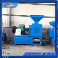 Good performance best price coal rod extruder machine coal sticks briquetting extruder machine